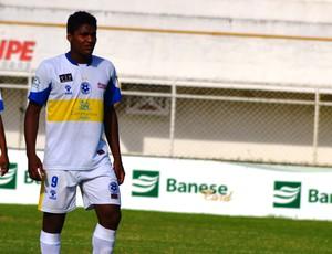 Rael marcou dois na vitória do Boca (2) (Foto: Thiago Barbosa/GLOBOESPORTE.COM)