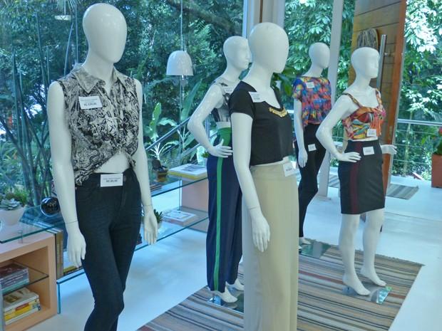 Inspire-se nos modelitos da moda cropped (Foto: Mais Você / TV Globo)