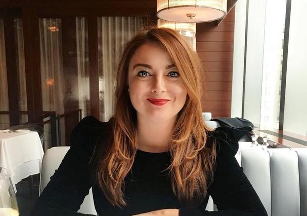 Samantha Barry é a nova editora-chefe da Glamour (Foto: Instagram/Reprodução)