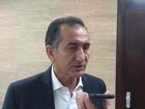 Waldez Góes, governador do Amapá  (Foto: John Pacheco/G1)