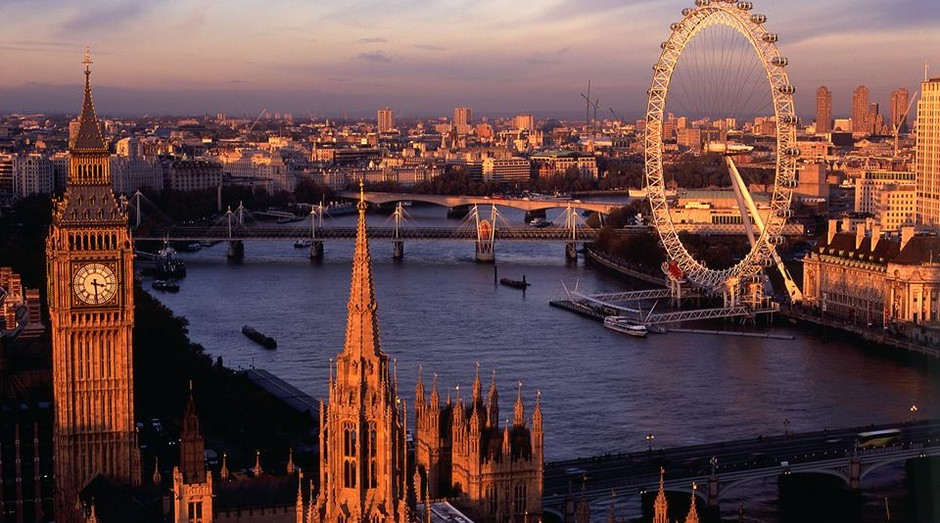 London Eye, em Londres, foi fechada após atentados (Foto: Divulgação)