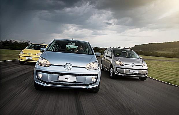 Vokswagen up! (Foto: Fabio Aro)