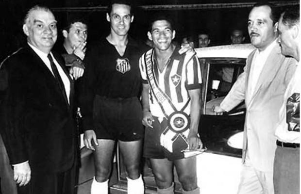 Garrincha (Foto: Divulgação)