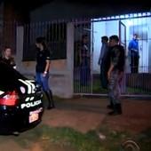 Mãe diz que filho a protegeu em cárcere (Reprodução/TV Globo)