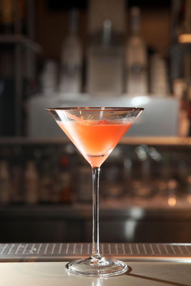 Belvedere Bloody Mary Martini (Foto: Edna Marcelino/divulgação)