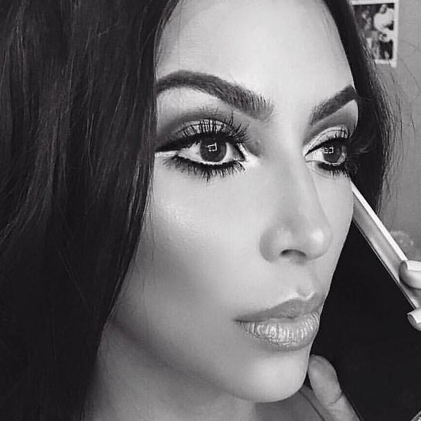 Kim Kardashian (Foto: Instagram/Reprodução)