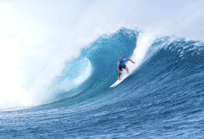 Freddy Patacchia Jr. Mundial de Surfe Fiji (Foto: Divulgação/WSL)