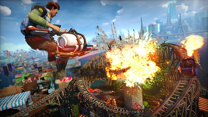 Sunset Overdrive: como jogar o exclusivo game do Xbox One (Foto: Divulgação)