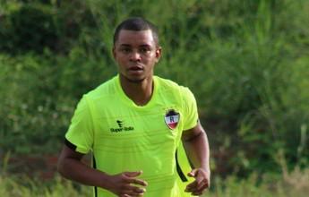 River-PI retorna aos treinos no CT e apresenta meias Keninha e Fabiano