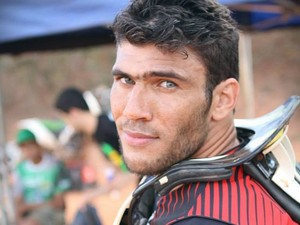 Piloto Rodrigão de Montes Claros, amigo do Bruno Mota. (Foto: Eduardo Coxe/ Radical X)