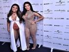 Looks sensuais de Simone e Simaria chamam atenção no carnaval da BA