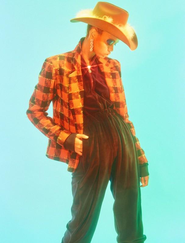 Cowboy fashion: Looks para se inspirar no mês das festas juninas! (Foto: Fernando Tomaz)