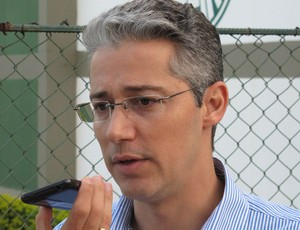 Otavio Vilhena Médico Palmeiras (Foto: Gustavo Serbonchini)
