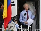 Fundador do Wikileaks diz que fica em embaixada até EUA recuarem