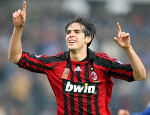Kaká Milan (Foto: Getty Images)