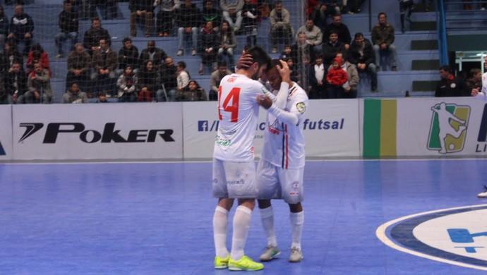 Floripa Futsal (Foto: Murilo Wolff/Divulgação)
