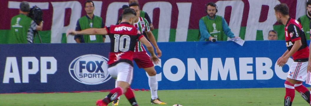 Flamengo x Fluminense - Copa Sul-Americana 2017-2017 - globoesporte.com e6abf76d759c0