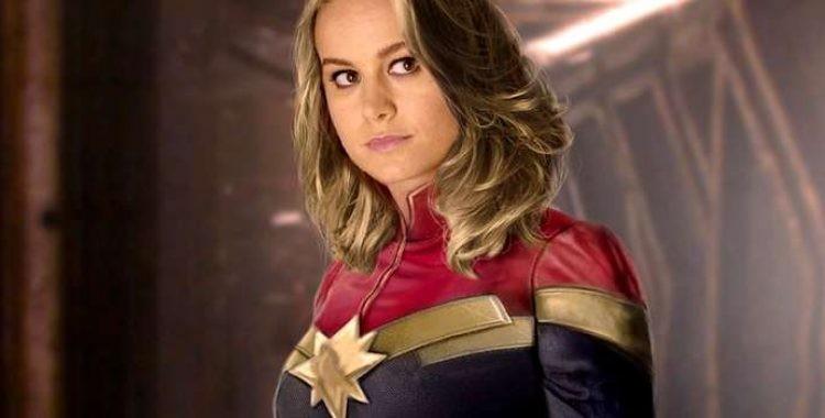 A futura Capit Marvel tem seu lado nerd (Foto: Divulgao)