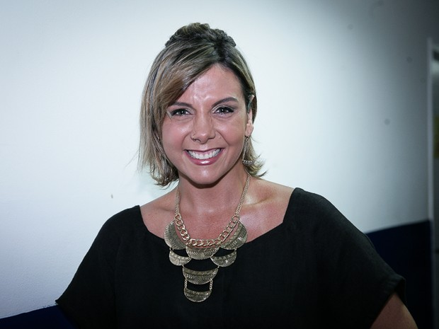 Carla Perez em show em Salvador, na Bahia (Foto: Raphael Castello/ Ag. News)