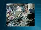 Dupla é presa em Divinópolis por ataque a caixa eletrônico em Perdigão