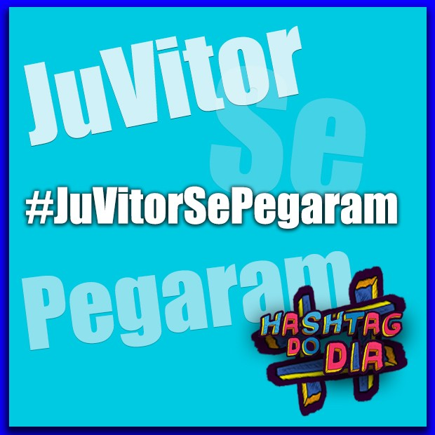 Hashtag do dia: #JuVitorSePegaram (Foto: Malhação / TV Globo)