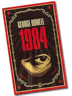 Livro George Orwell 1984 (Foto: Divulgação)