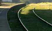 Autoridades e concessionária definem reativação de ramal (Reprodução/TV Fronteira)