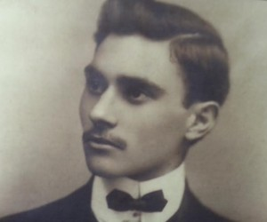 Raphael Perrone, fundador do Corinthians (Foto: Acervo Corinthians)
