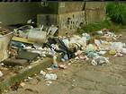 Coleta irregular resulta em lixo acumulado em bairros de Petrópolis