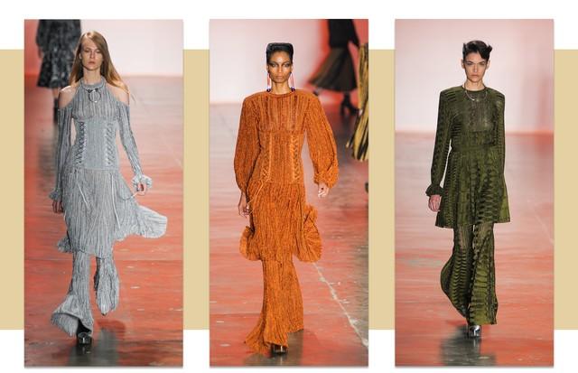 Monocromáticos: GIG Couture (Foto: Charles Naseh)