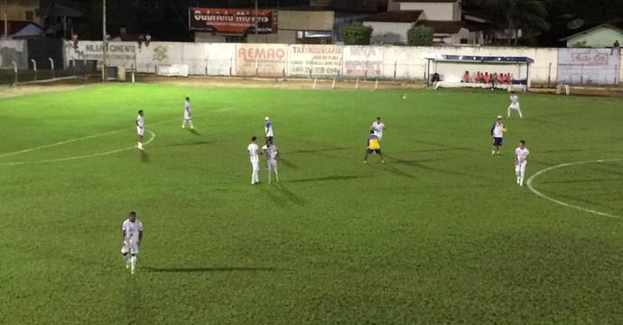 Interporto x Tocantinópolis (Foto: Wilton Dias/TV Anhanguera)
