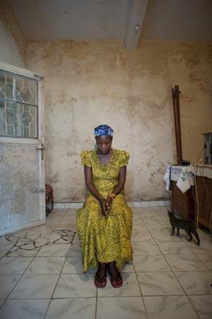 A cada 5 minutos, três mulheres são estupradas na República Democrática do Congo (Foto: Christian Aid)
