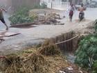 Apac registra chuvas em cidades do Agreste e Mata Sul de Pernambuco