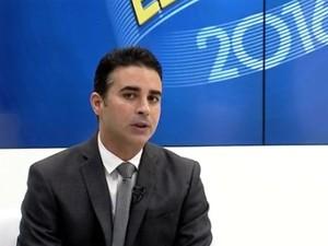 Francisco José Junior (Foto: Reprodução/Inter TV Cabugi)