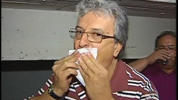 Ernesto Garcia, Oeste, Pizza (Foto: Reprodução / TV TEM)