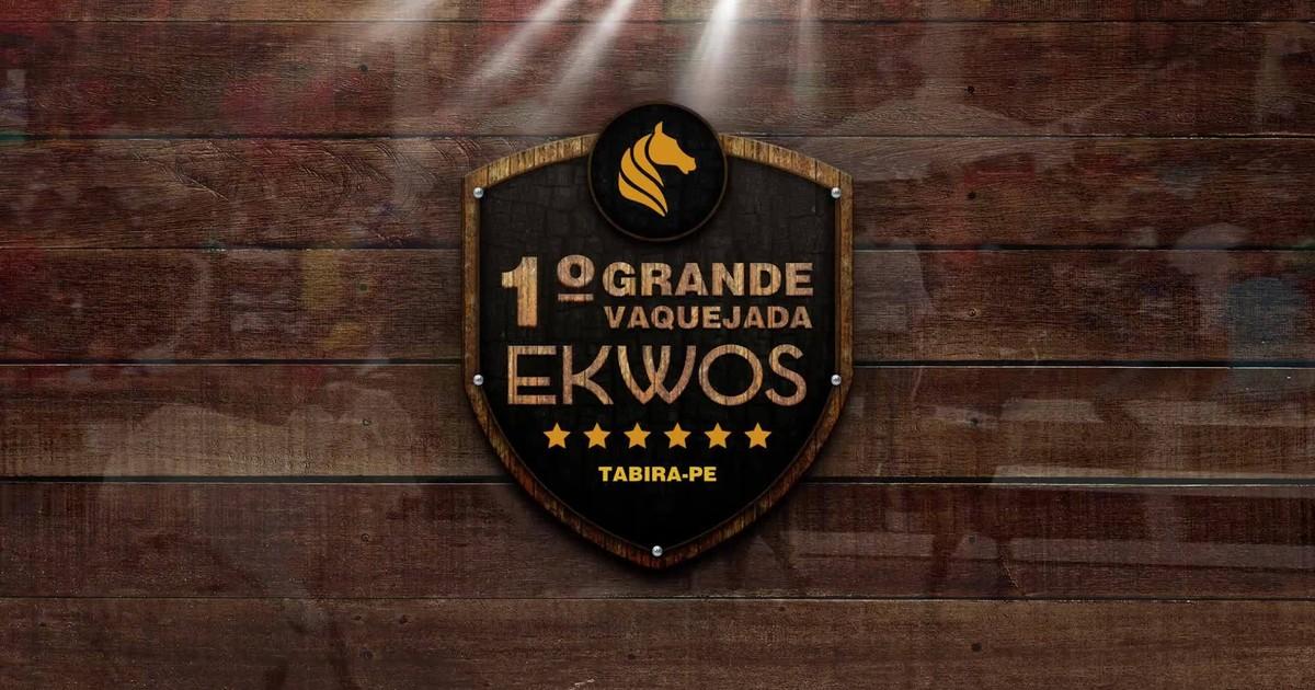 1ª Grande Vaquejada Ekwos no Parque O Estevão