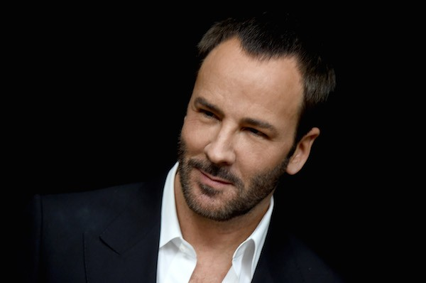 O diretor e estilista Tom Ford (Foto: Getty Images)