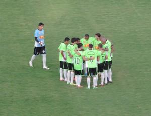 Gremio Prudente e Presidente Prudente Futebol Clube (PPFC) sábado 17 de maio (Foto: Ronaldo Nascimento / Globoesporte.com)