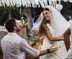 'A força do querer': Isis Valverde e Marco Pigossi em cena como Ritinha e Zeca | TV Globo