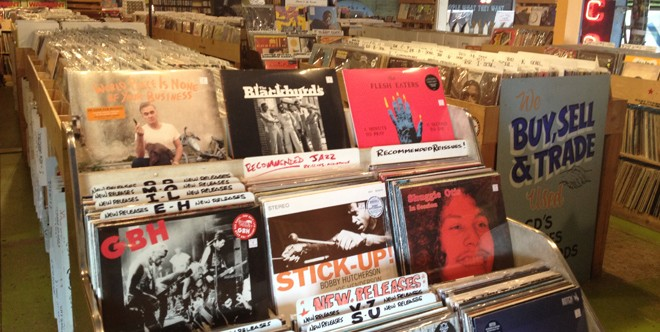 Minha Loja de Discos - Easy Street Records (Foto: divulgao)
