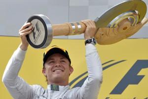 Rosberg vence GP da Áustria; após largar na pole, Massa fica em quarto (Samuel Kubani/AFP)