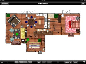Home Space Planning Design Tool