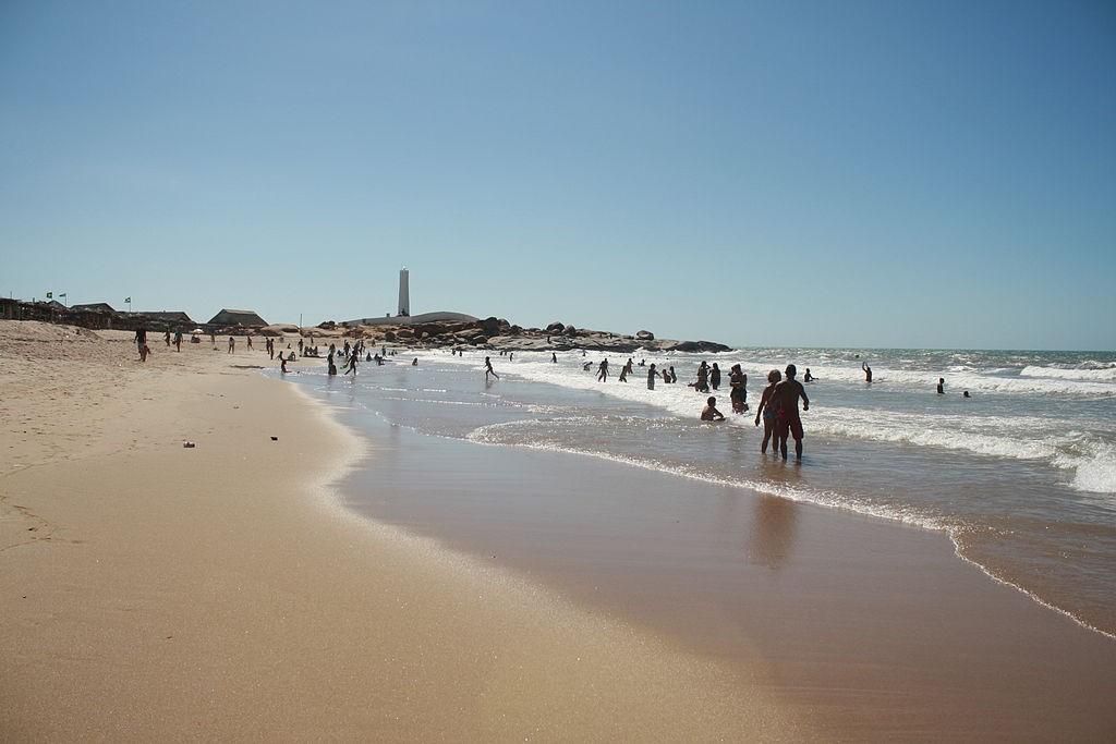 Praia da Pedra do Sal, Parnaba (Foto: Robertooaraujo / Wikimedia Commons)