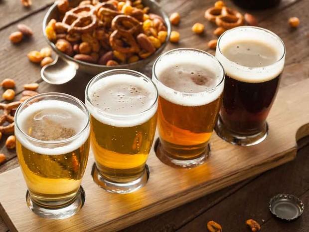 Publicidade Ambev - cerveja (Foto: Divulgação)