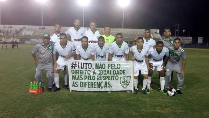 Alecrim Estádio Nazarenão (Foto: Diogenes Baracho/Divulgação)