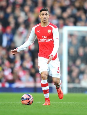 gabriel paulista arsenal (Foto: Getty Images)