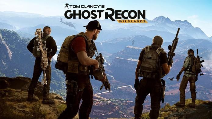 Ghost Recon: Wildlands traz a ação dos Ghosts com um novo mundo aberto para interagir (Foto: Reprodução/YouTube)