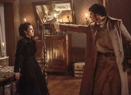Reta final: Rubião aponta arma para Joaquina