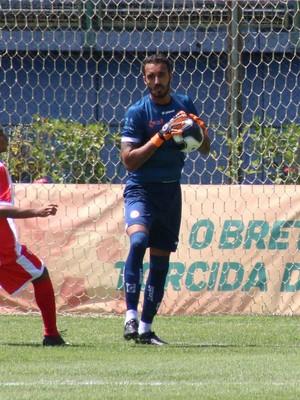 Cesar, goleiro, Tupynambás (Foto: Tupynambás FC)