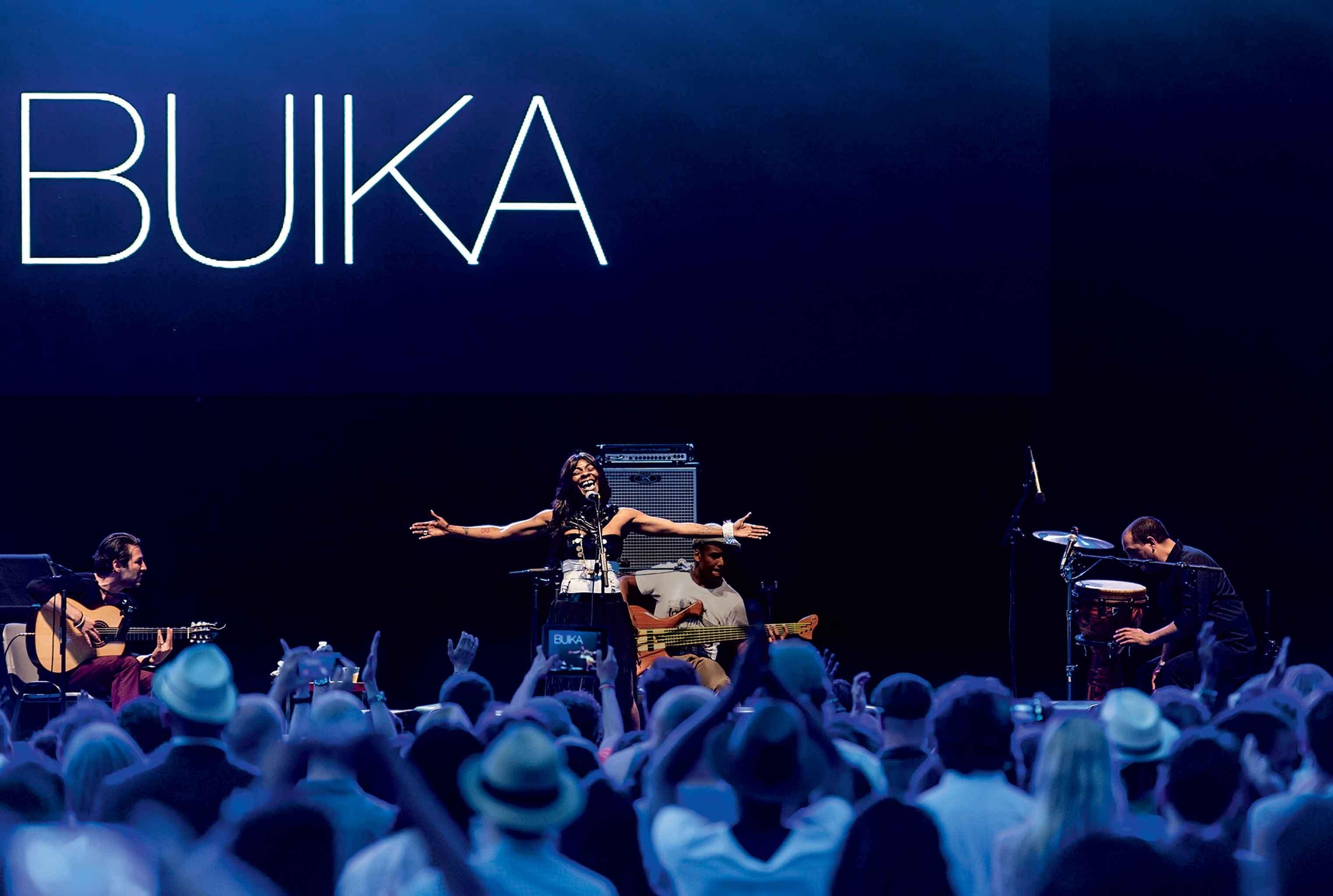 Apresentação do festival de jazz (Foto: Divulgação)